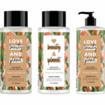 Love Beauty and Planet Shea butter en Sandalwood Pakket