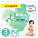 Pampers Harmonie Luiers Maat 3 (6-10kg)