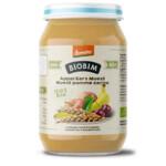 Biobim Fruithapje 10+ mnd Appel, Kers, Muesli  250 gr