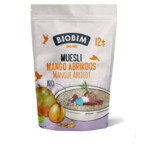 Biobim Muesli 12+ mnd Mango Abrikoos