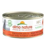 Almo Nature HFC Kattenvoer Kip & Pompoen