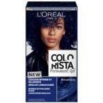 L'Oréal Permanente Haarkleuring Colorista Blauw Zwart