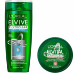 L'Oréal Paris Elvive Phytoclear Anti-Roos Pakket