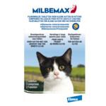 Milbemax Ontworming Kat 0,5 - 2 kg