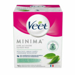 Veet Warme Orientaalse Wax Minima Groene Thee