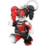 Lego Sleutelhanger met LED Licht Batman Harley Quinn