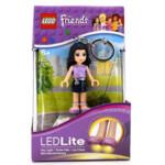 Lego Sleutelhanger met LED Licht Friends Emma