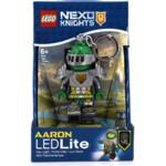 Lego Sleutelhanger met LED Licht Nexo Knights Aaron