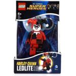 Lego Sleutelhanger met LED Licht Super Heroes Harley Quinn