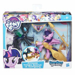 My Little Pony Guardians of Harmony Twilight Sparkle en Changeling