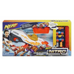 Nerf Nitro Doubleclutch Inferno Playset