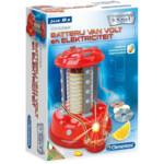 Clementoni Science & Game Batterij van Volt en Elektriciteit