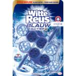 Witte Reus Toiletblok Blauw Actief Hygiëne