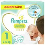 Pampers Premium Protection Luiers Maat 1 (2-5kg)