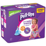 Huggies Pull-Ups Toilet Training Broekjes Meisjes