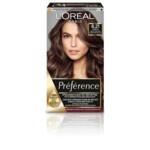 L'Oréal Preference haarkleuring 6.21 Zurich - Zeer licht koel bruin