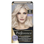 L'Oréal Preference haarkleuring 9.12 Siberia - Cool Blondes