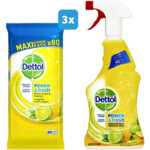 Dettol Power & Fresh Citrus Schoonmaak Pakket