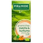 Piramide Groene Thee Matcha & Kurkuma