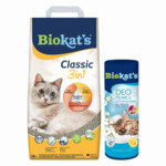 Biokat's Classic & Deo Pearls Cotton Blossom Pakket