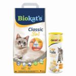 Biokat's Classic & GimCat Kaas Rollis Pakket