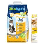 Biokat's Classic & GimCat Multi-Vitamin Pasta Pakket