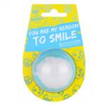 Treets Bruisbal Reason To Smile