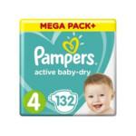 Pampers Active Baby Dry Luiers Maat 4 (9-14 kg)