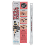Benefit Goof Proof Brow Shaping Pencil 04 Warm Deep Brown