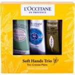 L'Occitane Soft Hands Trio Set