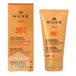 Nuxe Sun Melting Cream High Protection For Face