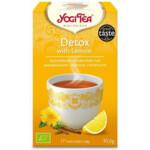 Yogi tea Detox Lemon Biologisch