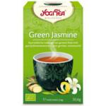 Yogi tea Green Jasmine Biologisch  17 stuks