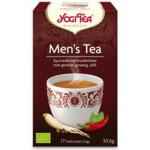 Yogi tea Mens Tea Biologisch  17 stuks