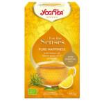 Yogi tea Senses Pure Happiness Biologisch