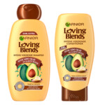Garnier Loving Blends Avocado Olie en Karité Boter Shampoo & Conditioner Pakket