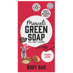 Marcel's Green Soap Showerbar Argan & Oudh
