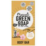 Marcel's Green Soap Showerbar Vanilla & Cherry Blossom
