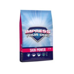 Impress Your Dog Hondenvoer Adult Skin Power