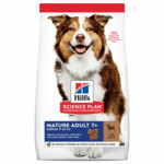 Hill's Canine Mature Adult Medium Lam - Rijst