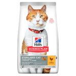 Hill's Feline Young Adult Gesteriliseerd Kip