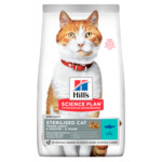 Hill's Feline Young Adult Gesteriliseerd Tonijn