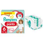 Pampers Premium Protection Pants maandbox maat 6 116 luierbroekjes en Aqua Pure 864 billendoekjes Pakket