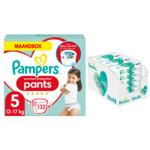 Pampers Premium Protection Pants maandbox maat 5 132 luierbroekjes en Aqua Pure 864 billendoekjes Pakket