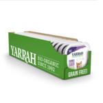 16x Yarrah Biologisch Kattenvoer Chunks Kip - Kalkoen