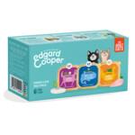 Edgard & Cooper Kattenvoer Multipack Kabeljauw - Wild - Kalkoen