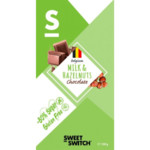Sweet-Switch Chocolade Melk Hazelnoot