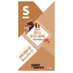 Sweet-Switch Chocolade Zeezout Caramel