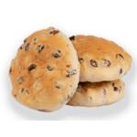 Happy Bakers Rozijnenbollen Glutenvrij