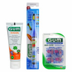 Sunstar GUM Junior Pakket